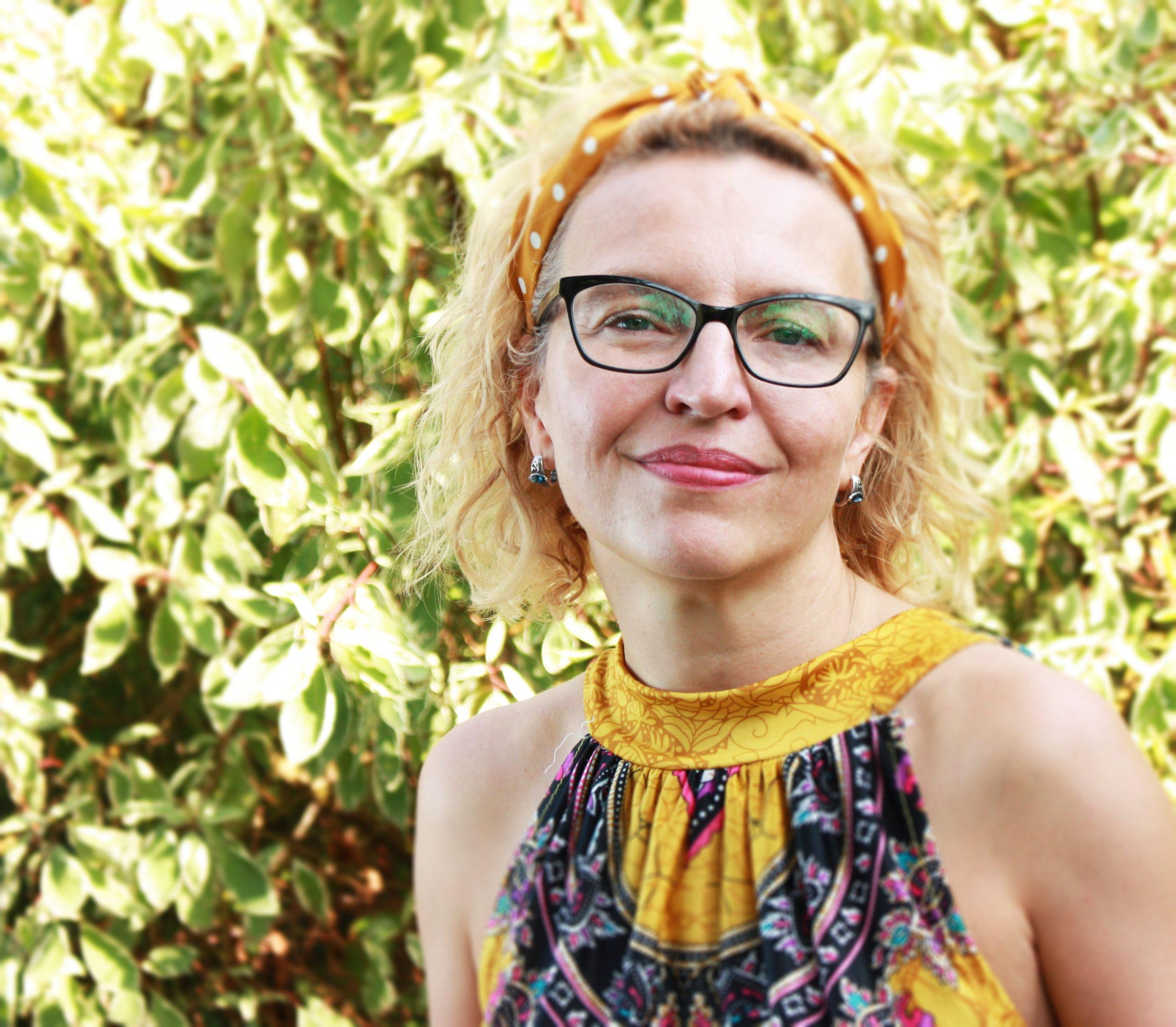 Joanna Jagiełło portret